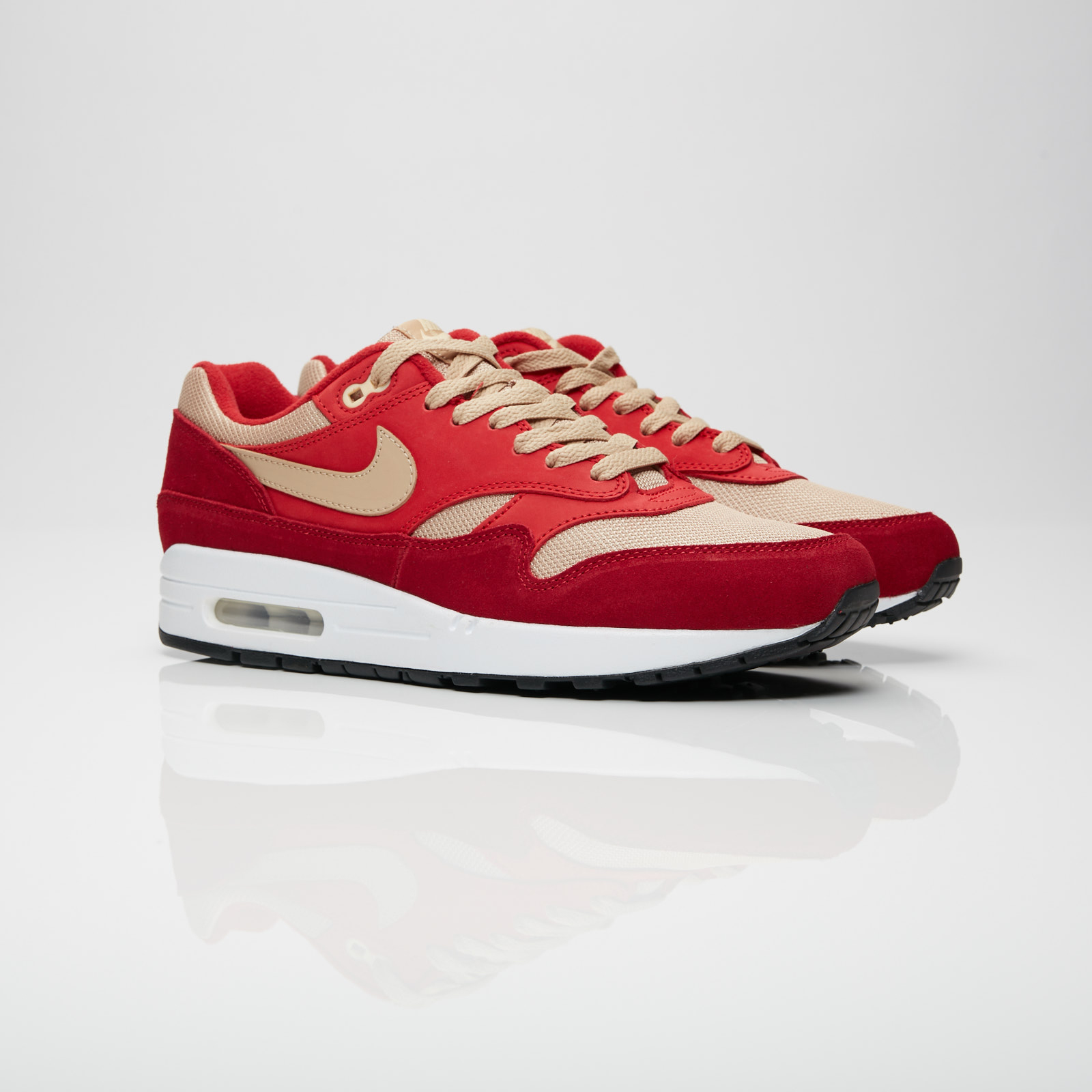Nike Air Max 1 - Curry Red