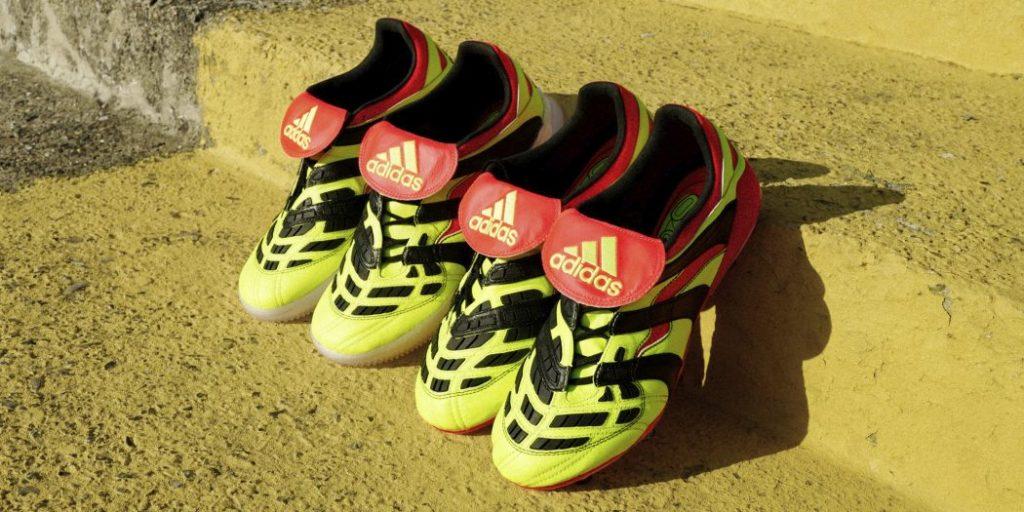 Adidas réédite sa mythique Predator Accelerator