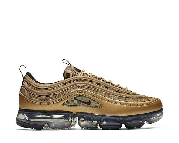 Nike Air VaporMax 97 - Metallic Gold