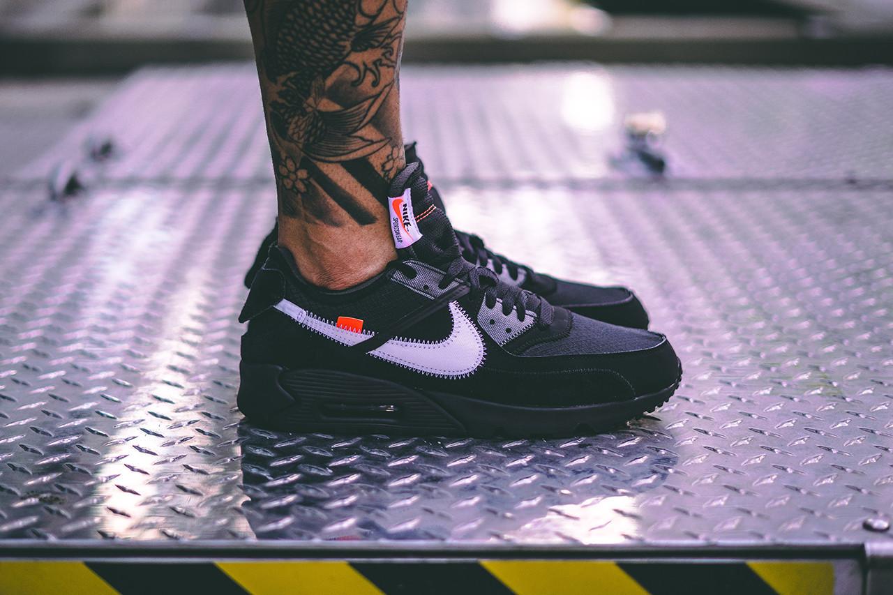 Off White™ x Nike Air Max 90 : la