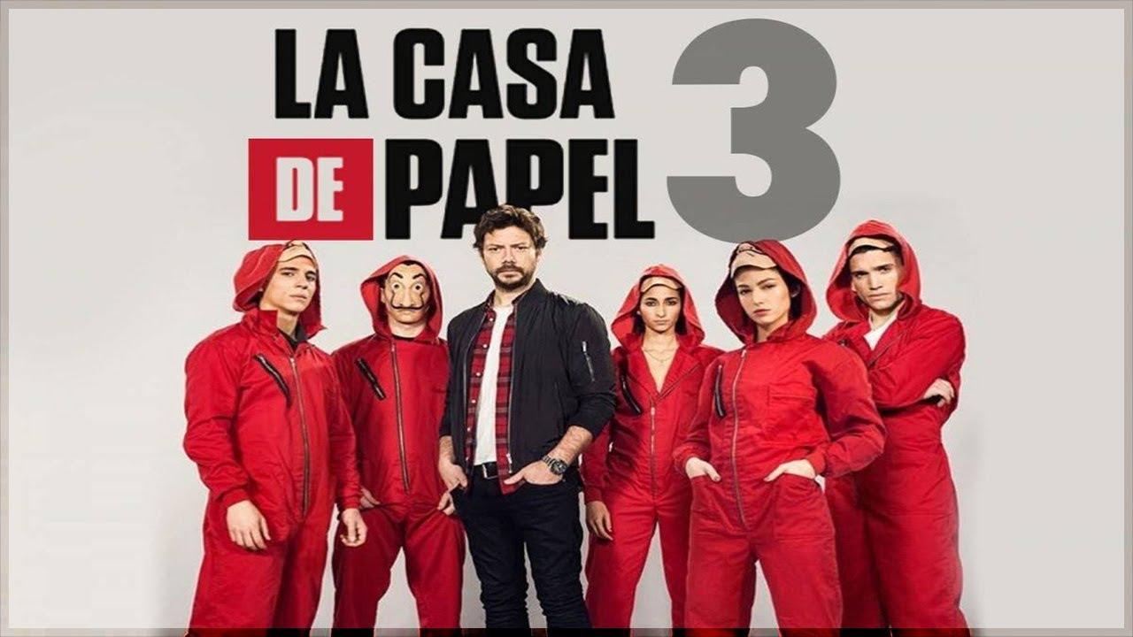La Casa De Papel Saison 3 Streaming