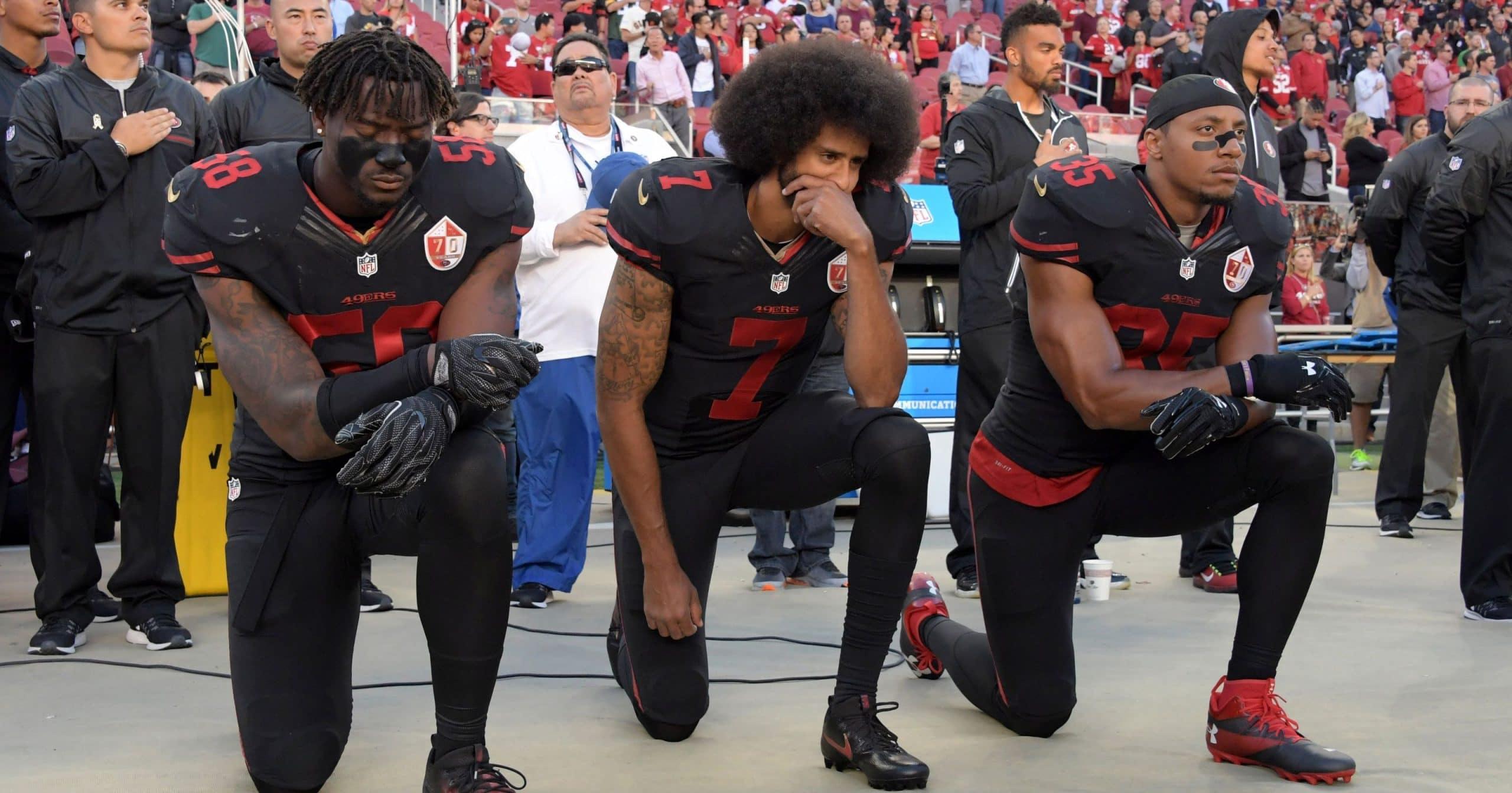 Kaepernick et Reid vont recevoir pas moins de 10 millions de dollars par la NFL.