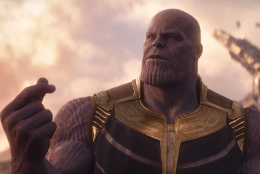 La scène du claquement de doigt de Thanos a presque été retardée par Marvel.