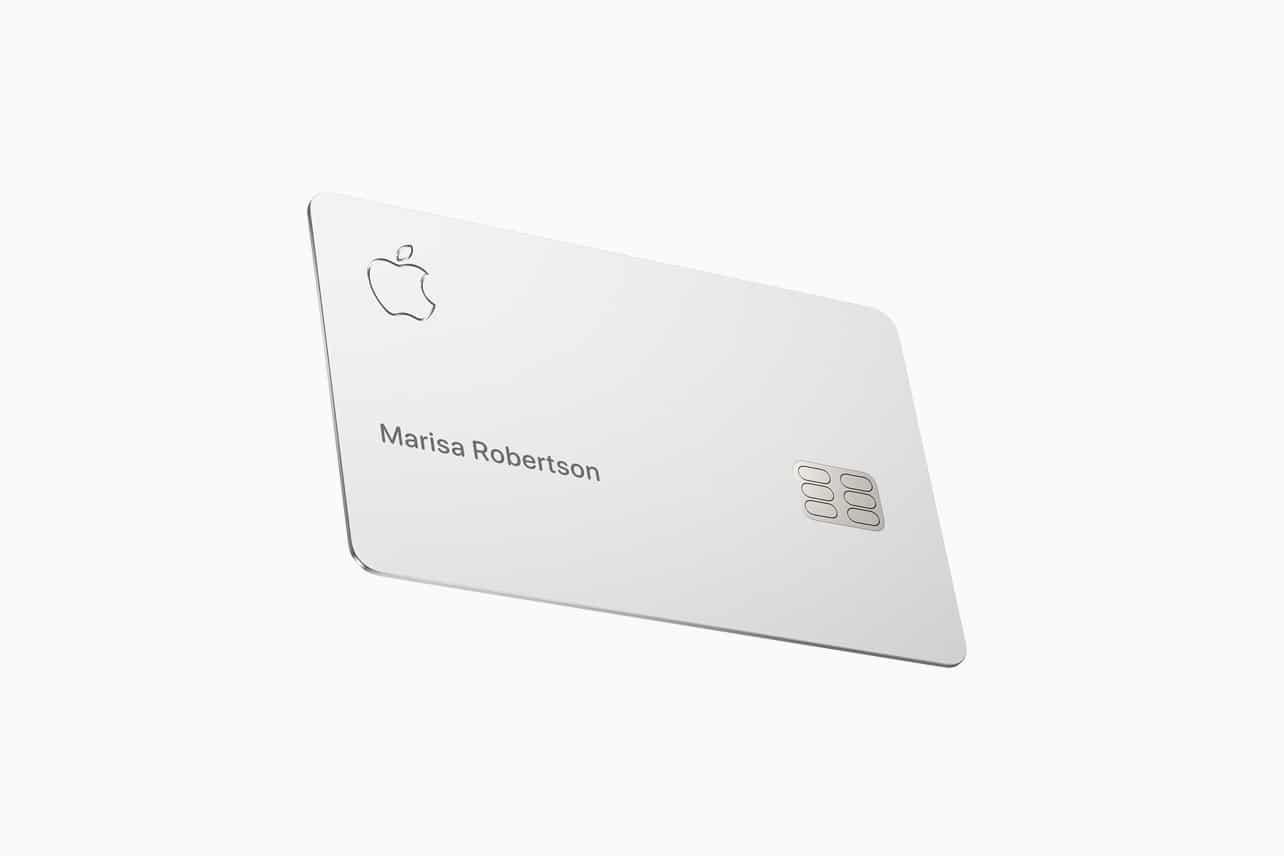 Apple révèle sa nouvelle carte de crédit