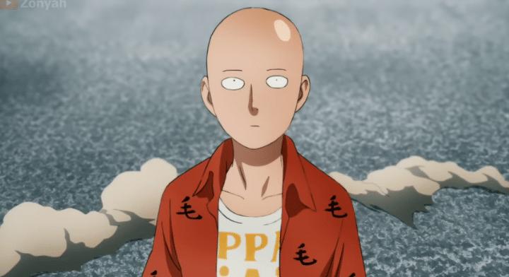 Écoute son opening pour One Punch Man [Son — OrelSan