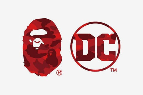 Le duo Bape x DC Comics s'allie pour une nouvelle collaboration.