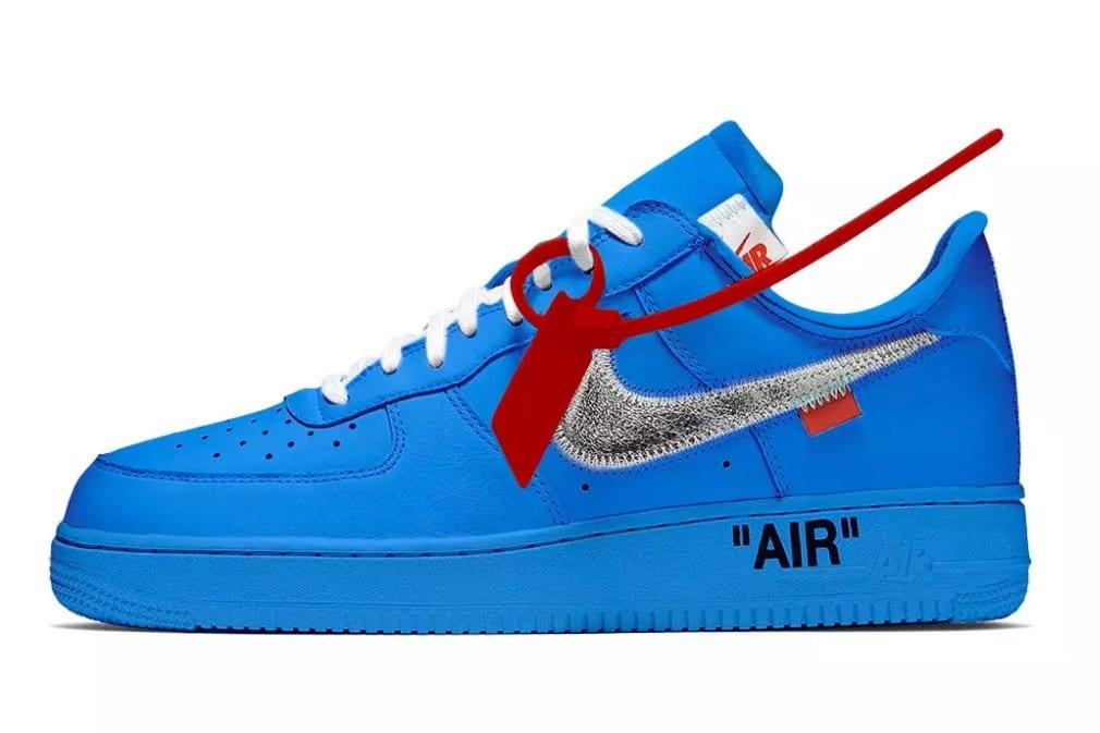 Une date de sortie pour la Off-White™ x Nike Air Force 1