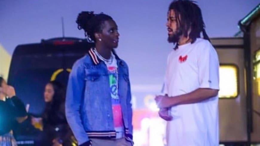 J.Cole produira le prochain album de Young Thug