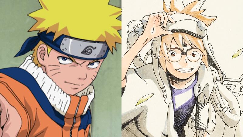 Samurai 8, le nouveau manga du créateur de Naruto