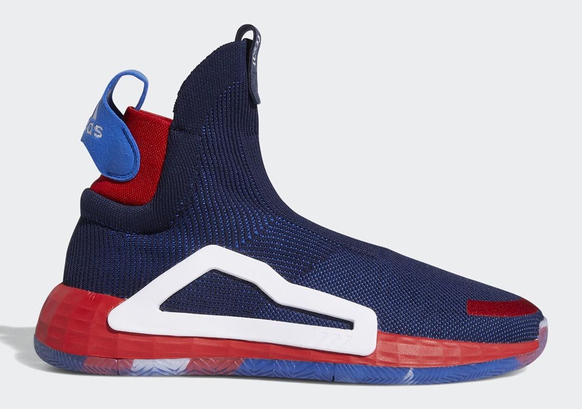 Adidas dévoile la paire «Captain America» N3XT L3V3L