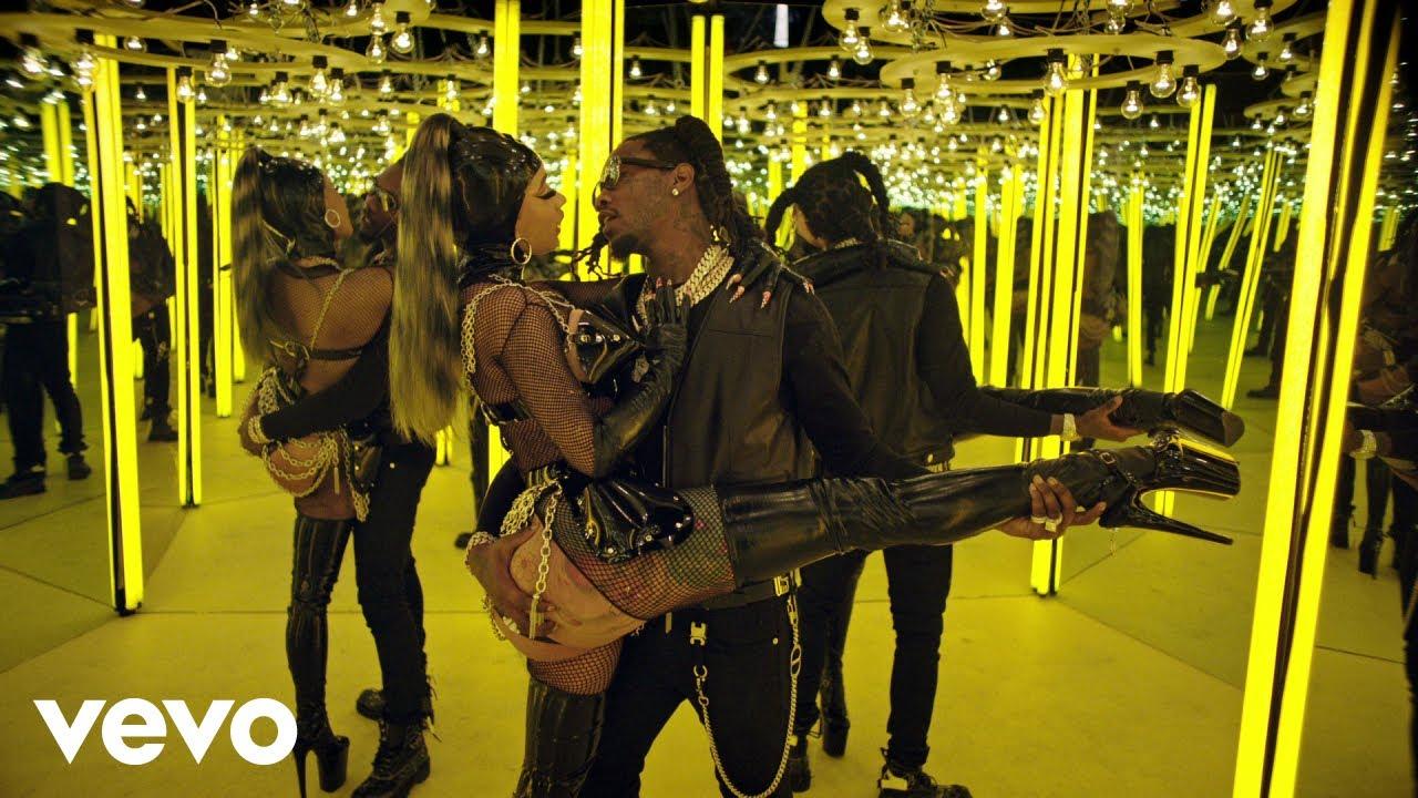 Offset sort le clip de «Clout» avec Cardi B.