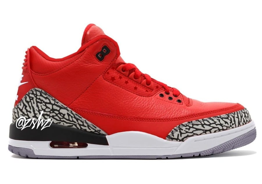 "Air Jordan 3 ""Chicago All-Star"""