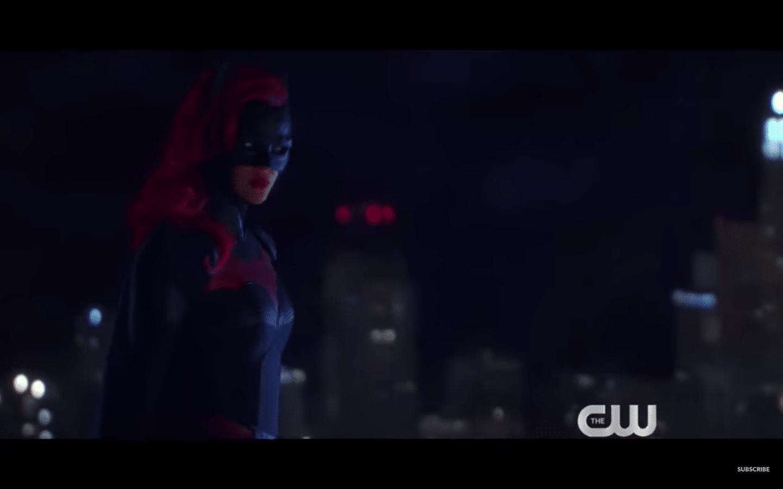 Premier teaser pour Batwoman dévoilé