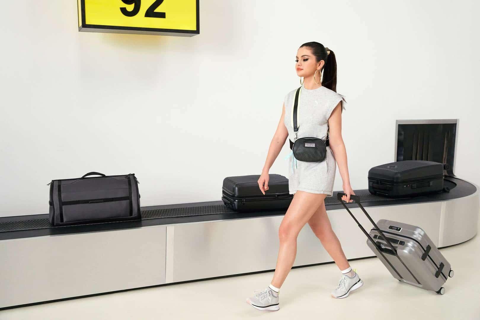 La collection Selena Gomez x PUMA se dévoile en image.