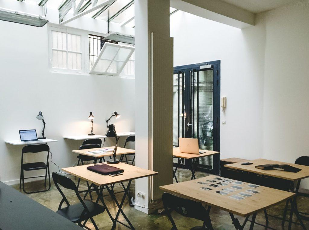 Ouverture d'un nouvel espace de coworking pour les artistes et créateurs à Paris