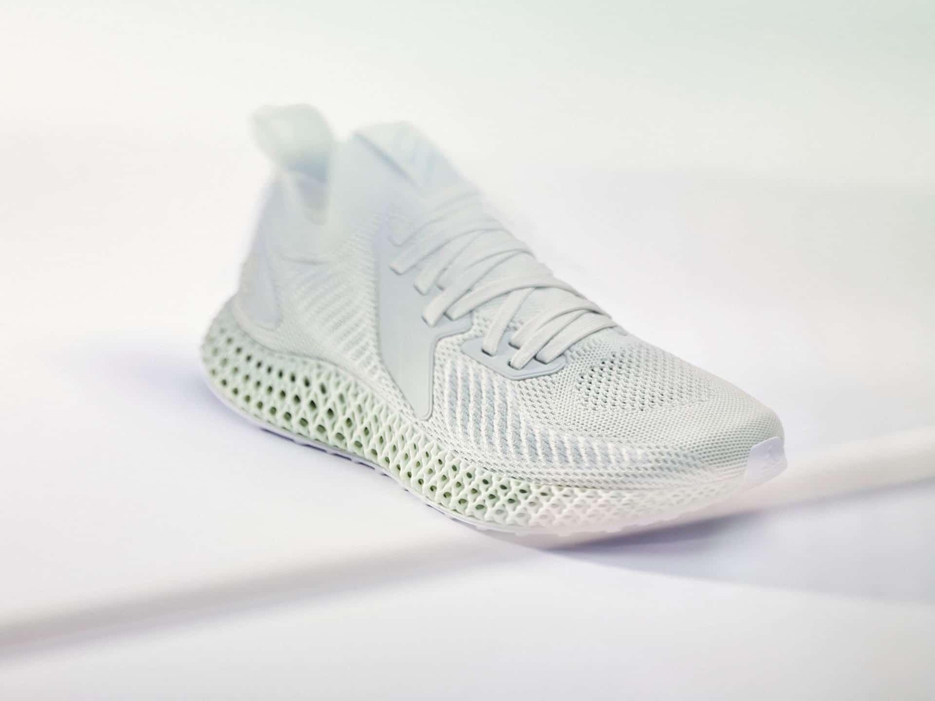 Parley x Adidas AlphaEdge 4D