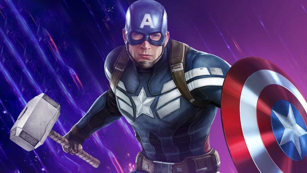 Explication de l'acte de Captain America à la fin d'Avengers Endgame