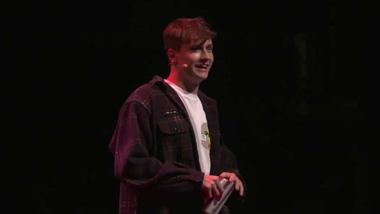 Cole Bennett : Le succès au coeur du TEDx Talk