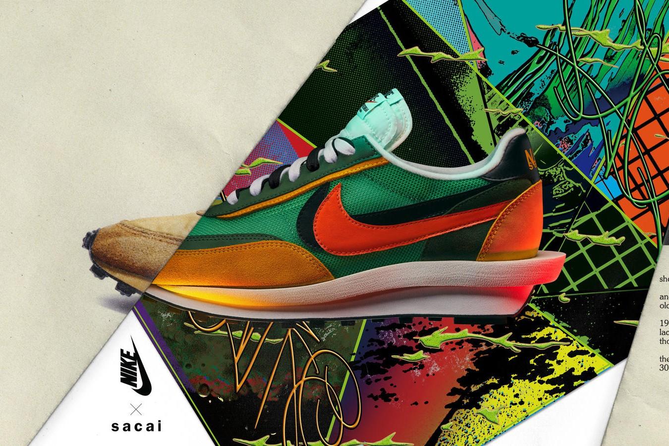 Où acheter les sneakers de la collaboration sacai x Nike
