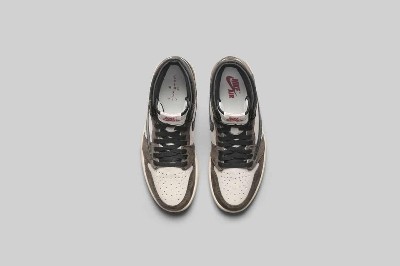Quelles sont les boutiques qui vendront la Travis Scott x Air Jordan 1 ?
