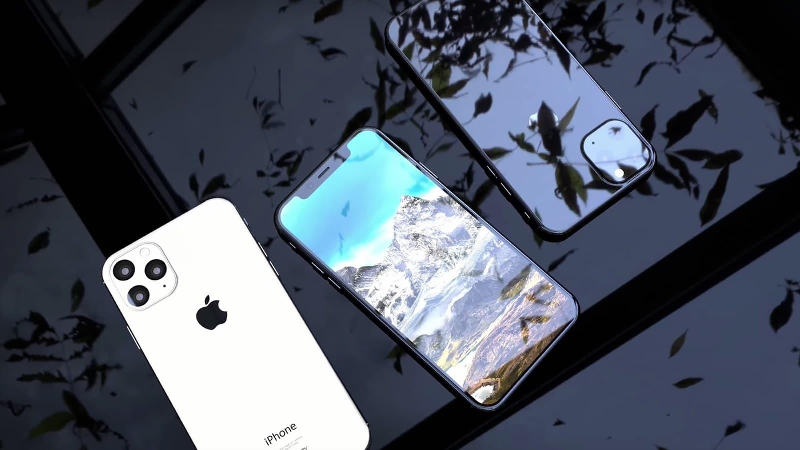 Voici à quoi pourrait ressembler le futur Iphone