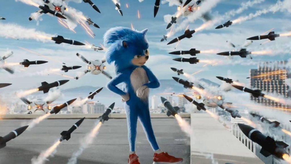 Le relooking de Sonic fait par Tyson Hesse — Sonic Le Film