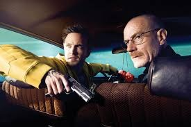 Bryan Cranston et Aaron Paul teasent le film Breaking Bad sur Instagram ?