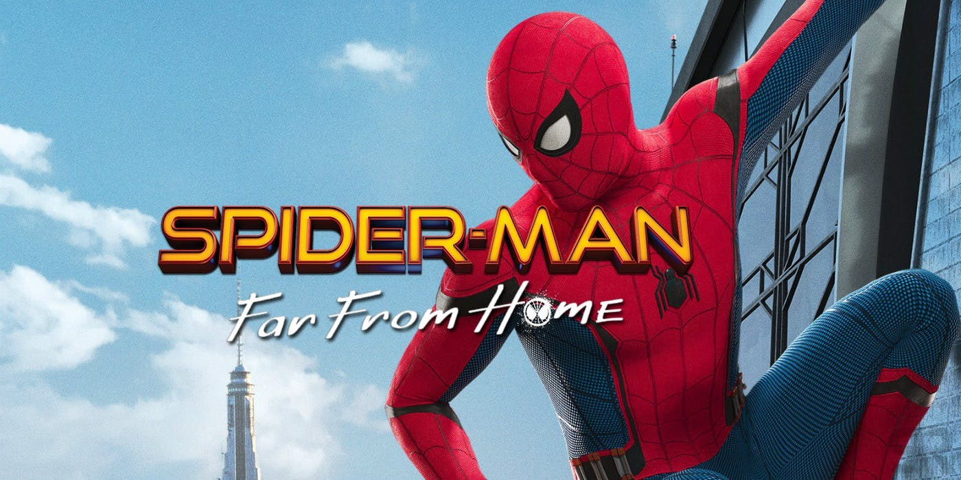 Les premiers avis concernant Spider Man Far From Home sont tombés