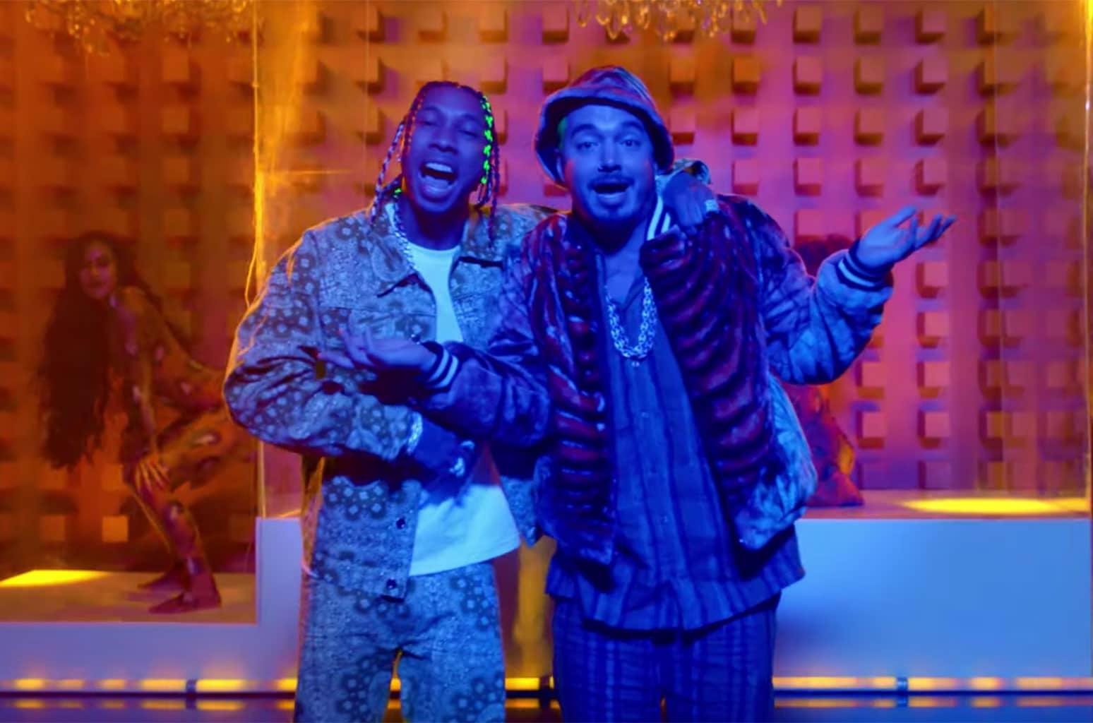 """Le clip """"Haute"""" de Tyga en featuring avec J Balvin et Chris Brown"""