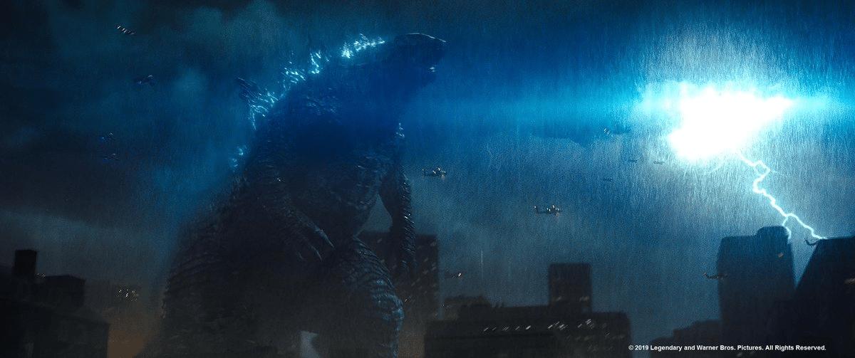 Godzilla II : Roi des Monstres : Que nous dit la scène post-générique