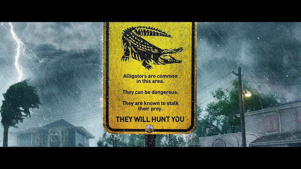 Crawl : un film catastrophe auquel on croit