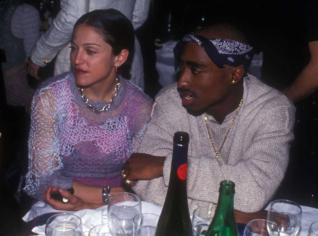 La lettre de Tupac pour Madonna va être mise aux enchères