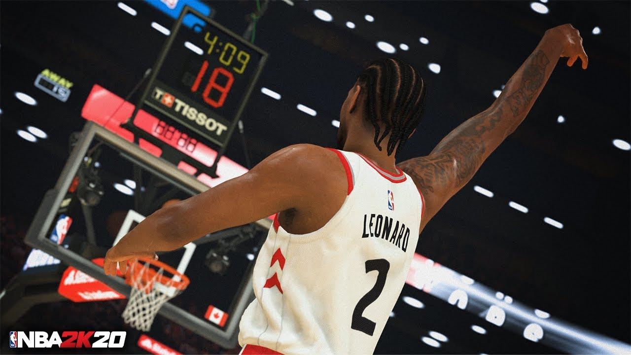 NBA 2K20 : La date de sortie et la cover officiellement confirmées
