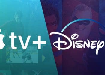 Voici combien coûtent les émissions de Disney + et Apple TV +