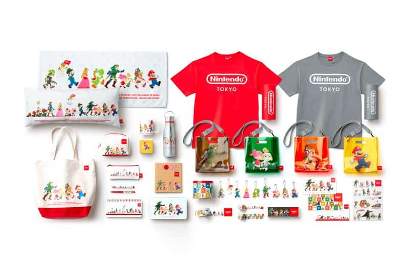 Le Japon ouvre sa toute première boutique Nintendo à Tokyo