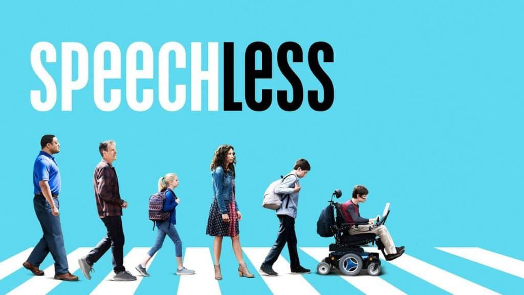"""La série """"SPEECHLESS"""" arrive sur FoxPlay"""