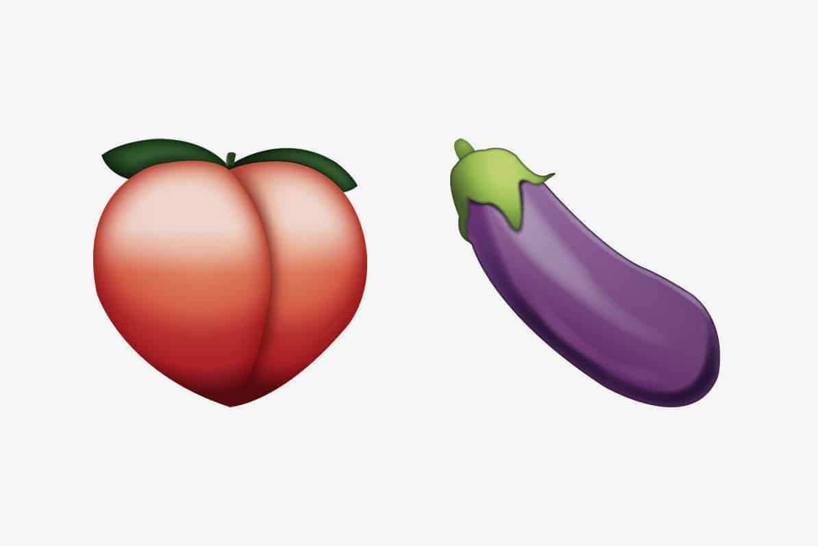 Instagram et Facebook interdisent l'utilisation sexuelle d'Emojis