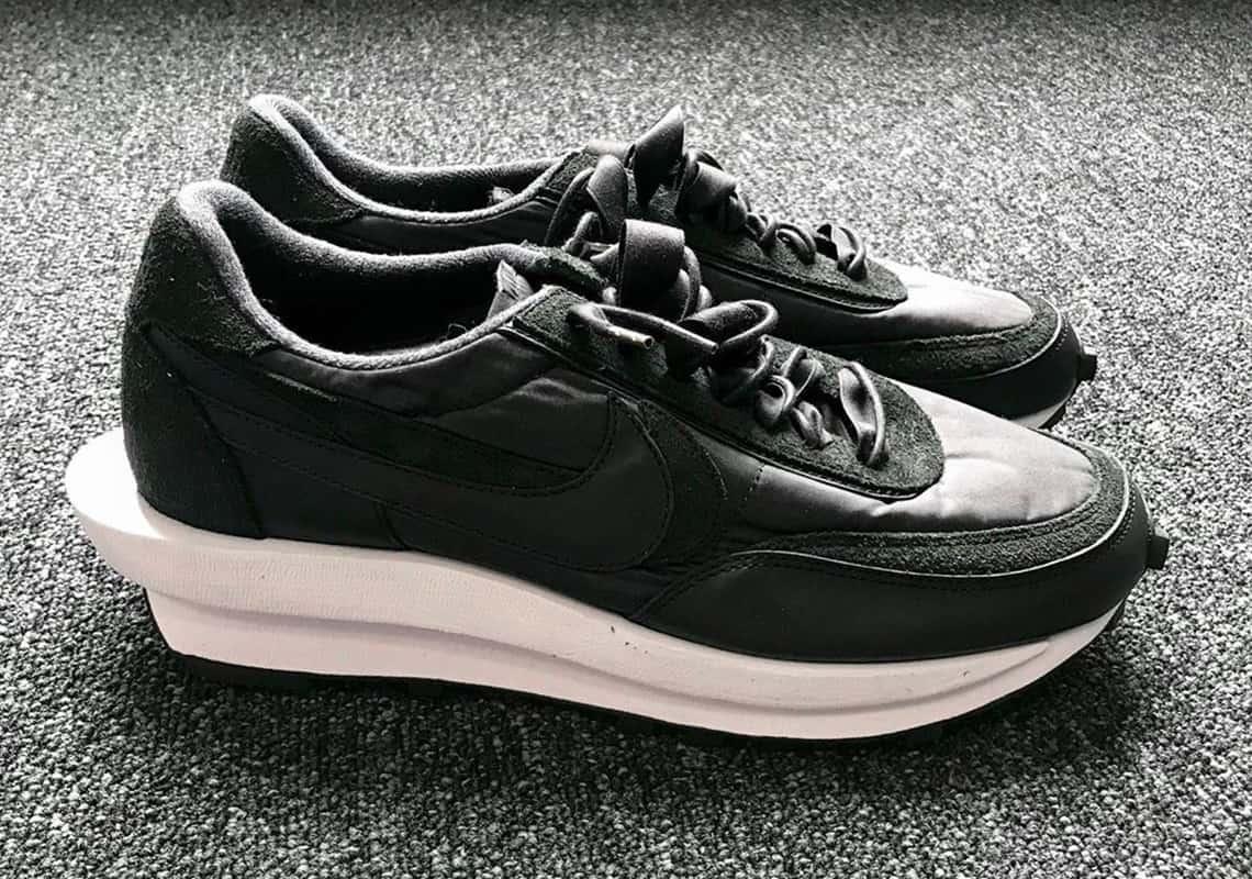 Sacai x Nike LDWaffle: Nike a annoncé un nouveau Colorway