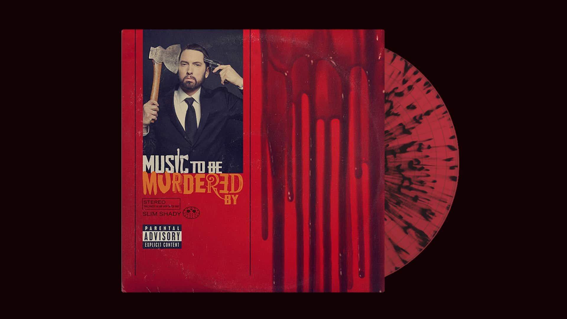 """Eminem publie son dernier album surprise: """"Music to be Murdered By"""""""
