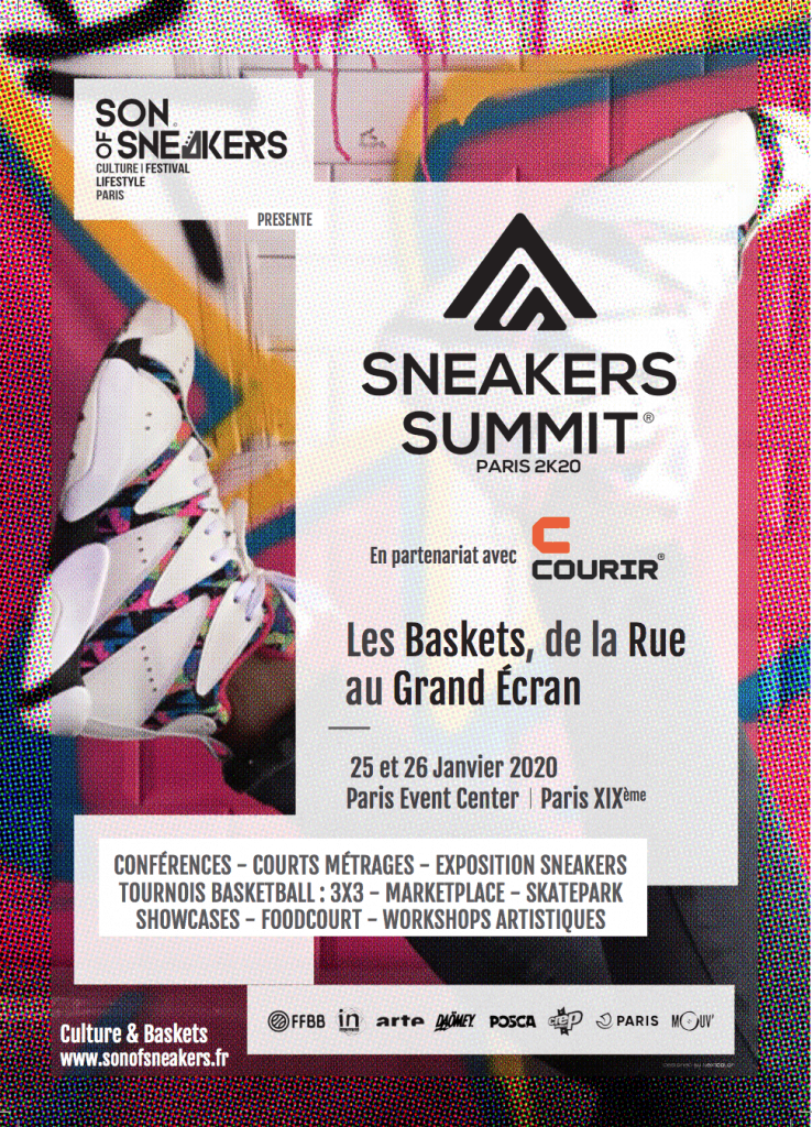 Affiche Sneakers Summit 2020