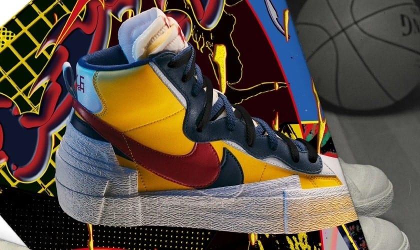 Nike présente Nike x Sacai