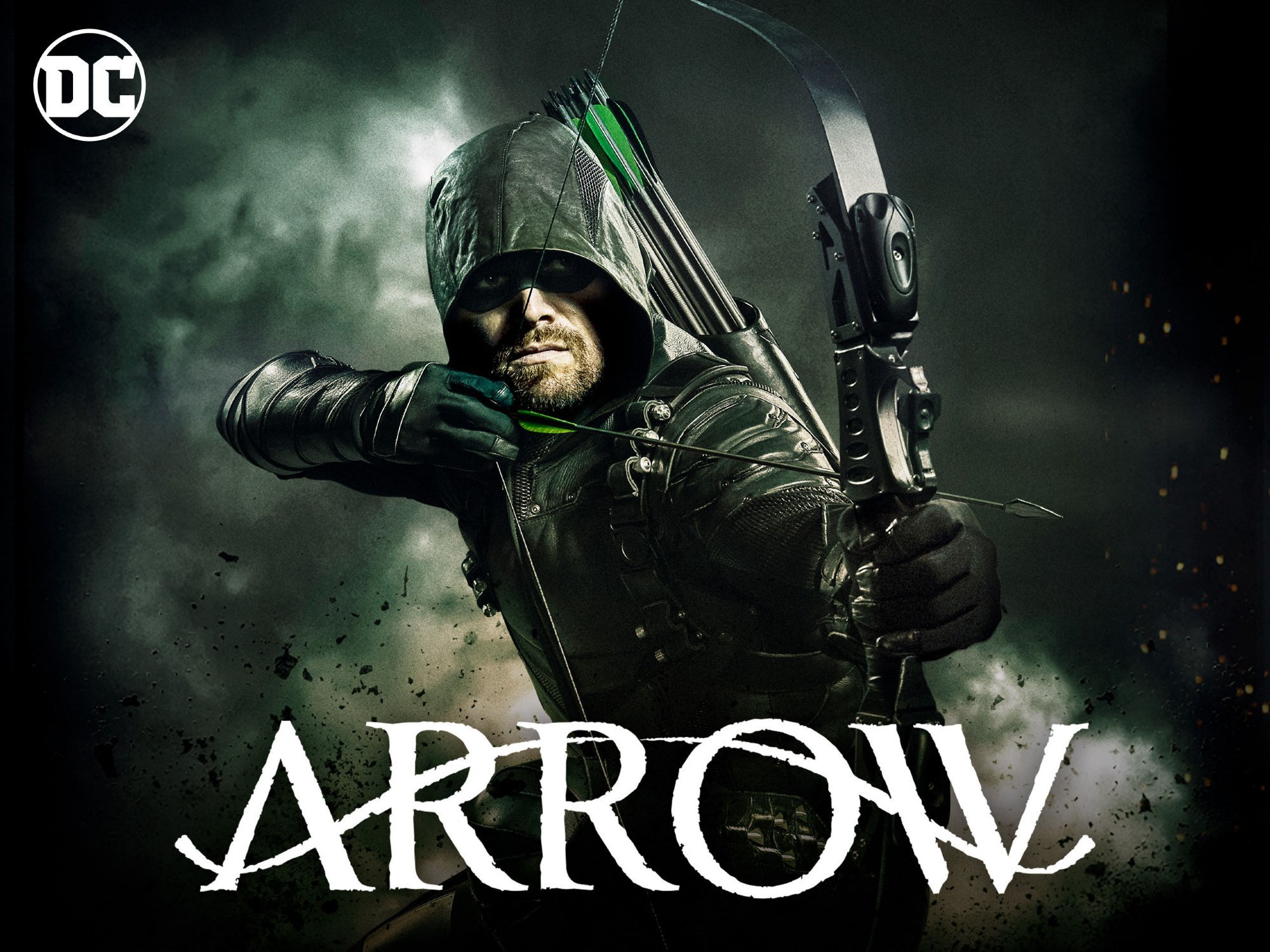 arrow staffel 6 vox