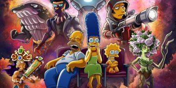 Les Simpson rendent hommage à Avengers : Endgame