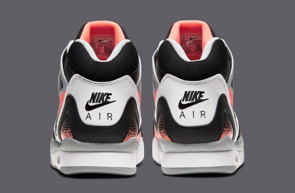Nike Air Tech Challenge II Black Lava 5