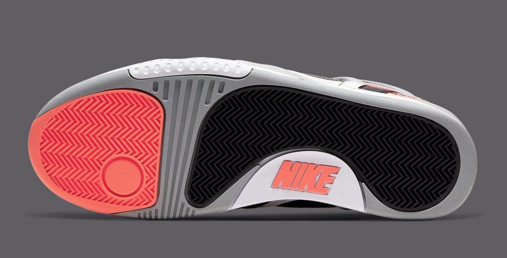 Nike Air Tech Challenge II Black Lava 6