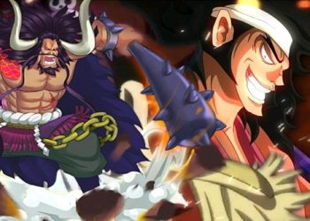 One Piece 970 Spoiler Alert ! : Oden Vs Kaido