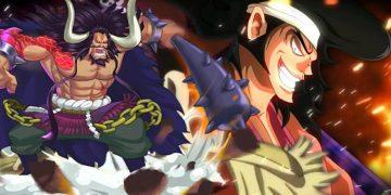 One Piece 970 Spoiler Alert ! : Oden Vs Kaido