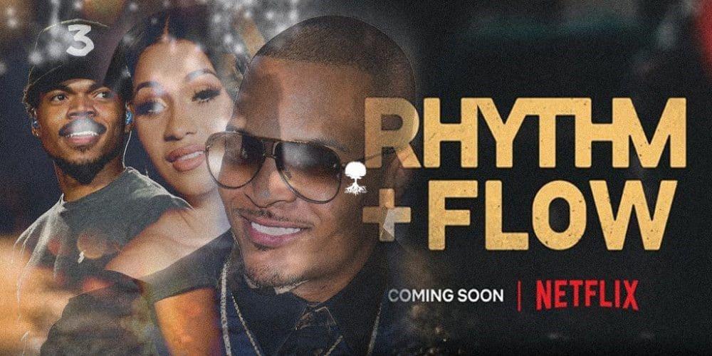 Nouvelle émission Netflix consacrée à la recherche des prochains talents du rap français.