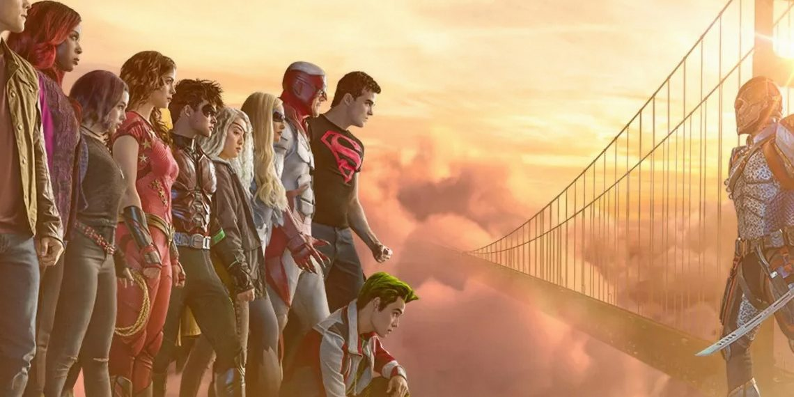UPDATE I DC Titans Saison 3 : épisode 1 – Tout ce qu'on sait !