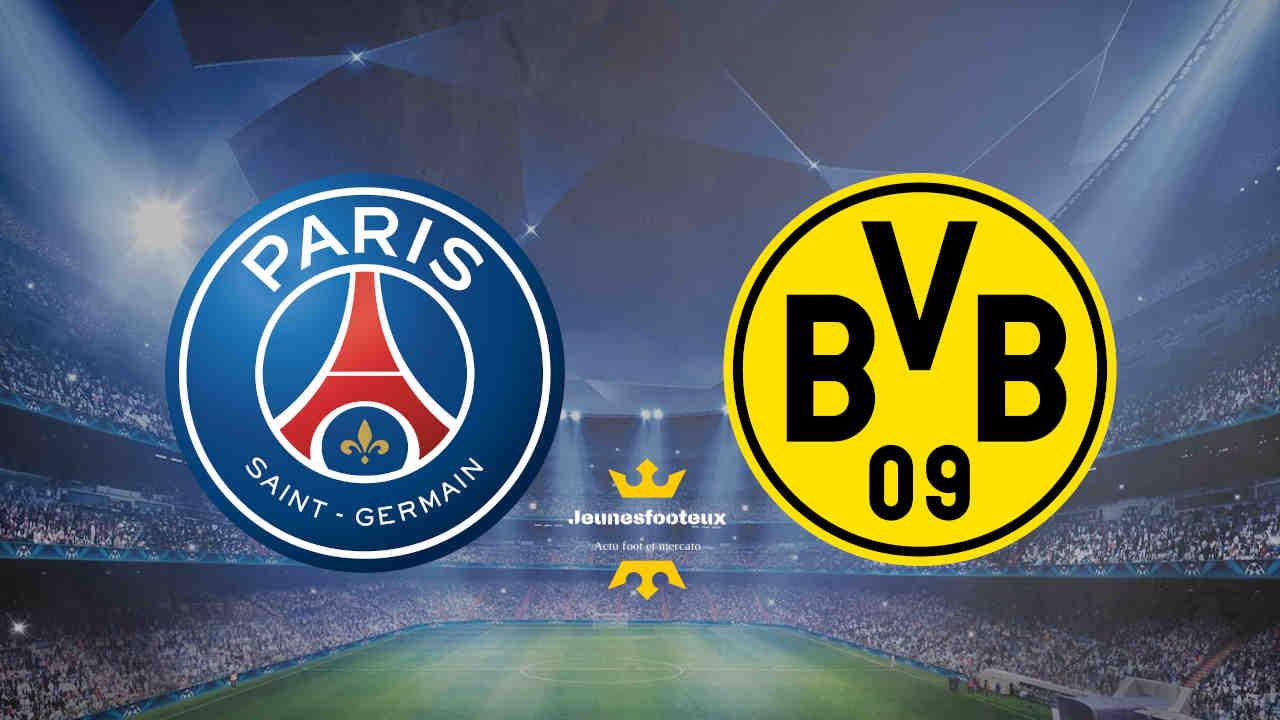 Paris Dortmund